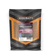 Sonubaits Krill & Squid Stiki Method Pellets 2mm