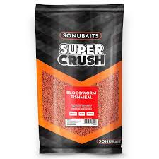 Sonubaits Super Crush Blood Worm 2kg