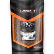 Sonubaits Pro Dark Fishmeal Groundbait 900Gr.