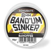 Sonubaits Banoffee Band'um Sinkers 8mm
