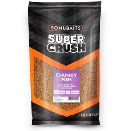 Sonubaits Super Crush Chunky Fish 2kg