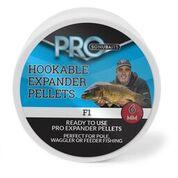 Sonubaits Pro Hookable Expander Pellets F1 6mm