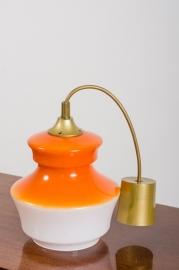 Vintage hanglamp jaren '70