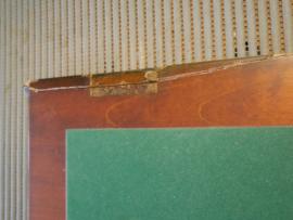 Reparatie ingescheurd bureaublad