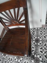 Reparatie armleuning stoel