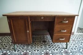 Vintage petit bureau