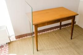 Vintage tafel met historie