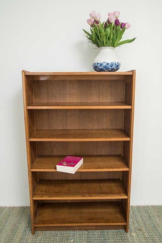 Open boekenkastje