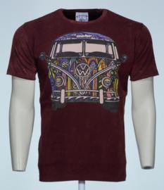 No Time T-Shirt VW Bus Bruin