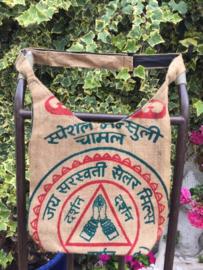 Jute Nepal tas 10