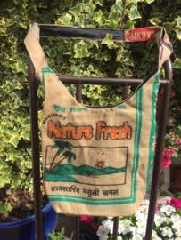 Jute Nepal tas 1