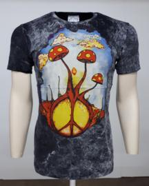 No Time T-Shirt Magic Mushrooms