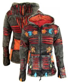 Funky Vest Colour zonder fleece