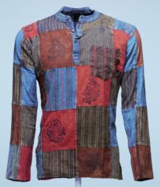 Nepal Shirt Patch Colour