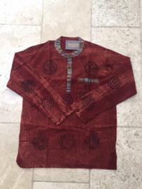 Nepal Shirt Red