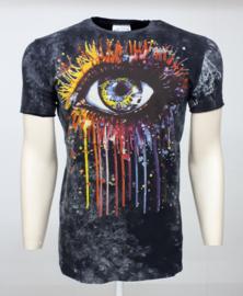 No Time T-Shirt Stargazer Black
