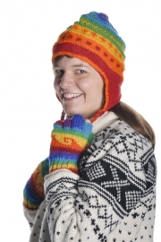 Rainbow Muts