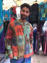 Nepal Kurta Shirt Gents Color