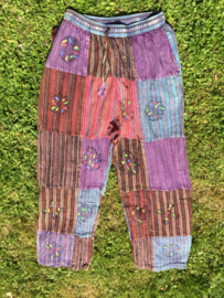 Zomerbroek Patch colour