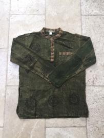Nepal Shirt Green