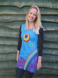 Colourful Sun jurk