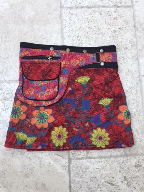 Lovely skirt - wikkelrok