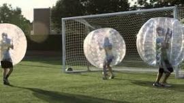 Bumperballen 2 uur 6 ballen