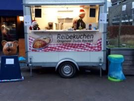 Foodwagen/eetwagen (Vraag een offerte aan)