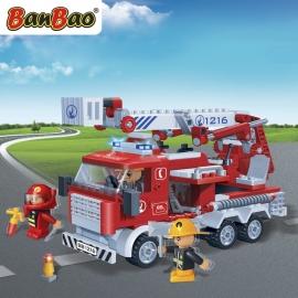 Brandweerwagen 33x24x7