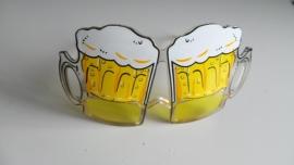 Bierbril  (geel)