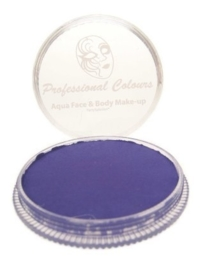 Aqua body & facepaint PXP 30 gr Violet blacklight
