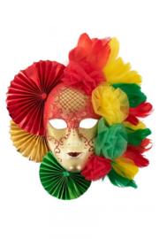 Decoratie masker
