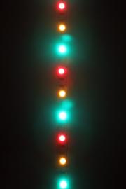 Ledstrip ( rood geel groen)