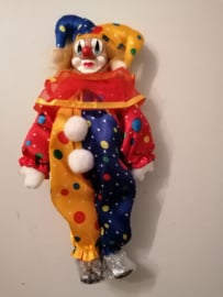 Clown met narenmuts(uitverkocht)