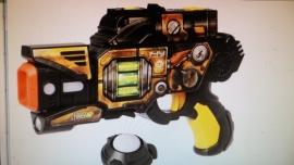 Keuzelijst v.a. 6 Laserpistolen (normaal)