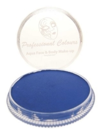 Aqua body & facepaint PXP 30 gr Blue blacklight