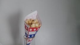 Popcornzakjes  25 stuks