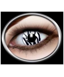 Jaar-Lenzen 3 laags zebra