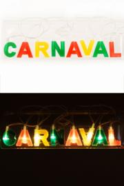 Carnaval lichtsnoer