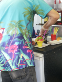 Tropical Shave Ice  (vraag offerte aan)