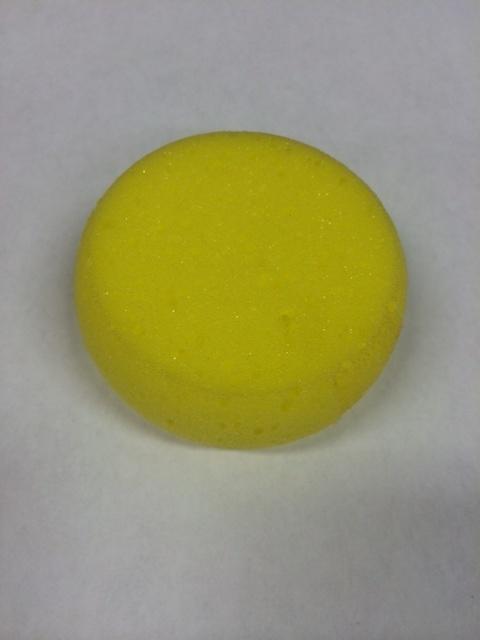 PXP Schminkspons geel