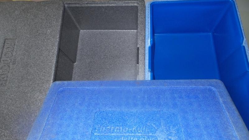 Spiksplinternieuw koelbox | Overige verhuur | Feestjes Allerhand XY-12
