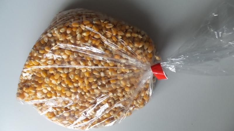 Popcorn ingredienten 50 personen