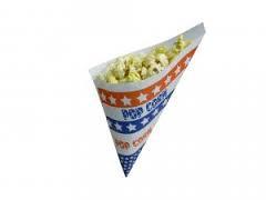 Popcorn ingredienten voor 100 personen