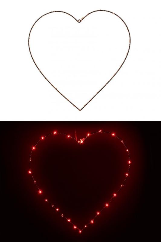 Verlicht hart ( levering op bestelling)