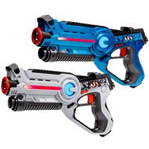 Keuzelijst v.a. 6 Laserpistolen (met trilling)