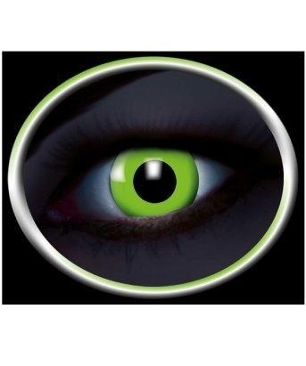 Jaar-Lenzen 3 laags uv flash green