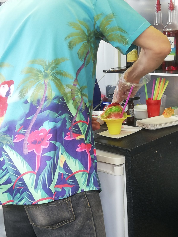Tropical Shave Ice