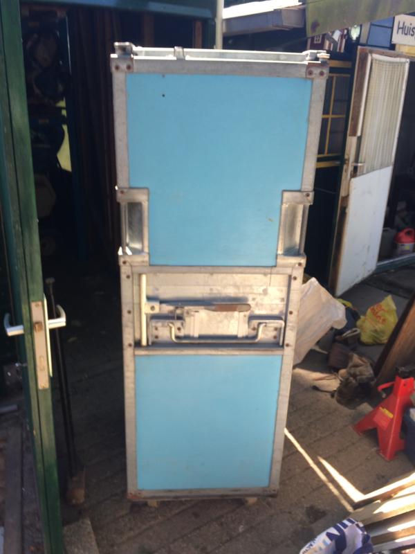 Isolatiecontainer ( koelcontainer)320 liter