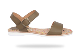Sandal Olive Green